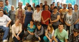 Kurkowe Bractwo Strzeleckie dla WTZ w Kościerzynie