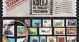Kolej na znaczku pocztowym - Muzeum Kolejnictwa zaprasza na wystawę