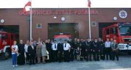 Nowa Karczma. Strażacy i pracownicy GOPS-u w lepszych warunkach będą pomagać innym