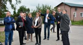 Europosłowie z wizytą w Trzebuniu - byli pod wrażeniem