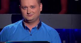 Piotr Szyca z Radia Kaszebe wystąpił w Milionerach