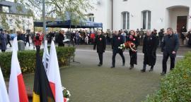 Kościerzyna. Uczcili 99. rocznicę odzyskania przez Polskę niepodległości
