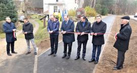 Ścieżka rowerowa Karsin-Wiele oficjalnie otwarta