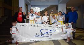 Siedem medali kościerskich karateków na Pucharze Pomorza