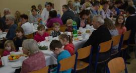 Kościerzyna. Potrzebujący, samotni i bezdomni spotkali się przy wigilijnym stole