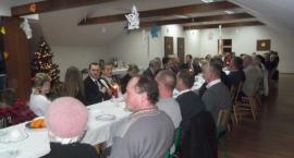 Spotkanie opłatkowe oddziału ZKP w Łubianie