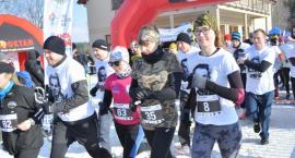 Bieg Żelaznego w Kiełpinie - pobiegli z okazji obchodów Dni Żołnierzy Wyklętych