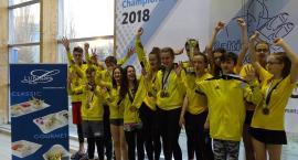Zawodnicy UKS Manta z gradem medali na Open Baltic Championship 2018