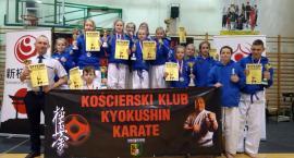 Karatecy z Polski Północnej walczyli w Kościerzynie