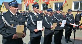 Ochotnicy z gminy Liniewo świętowali w Wysinie
