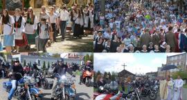 Weekend pod znakiem święcenia motocykli i odpustu na Kalwarii Wielewskiej