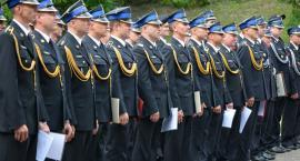 Posypały się awanse, odznaczenia i wyróżnienia dla kościerskich strażaków