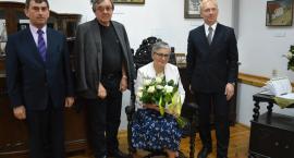 Prof. Elżbieta Adamkiewicz-Drożyńska Honorowym Obywatelem Gminy Nowa Karczma