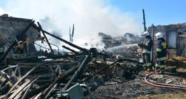 Szatarpy. Spłonęła stodoła - nie żyje mężczyzna