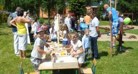 Rodzinny piknik w Wielkim Klinczu