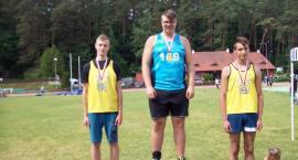 Medale młodych lekkoatletów z Lipusza na Mistrzostwach Pomorza