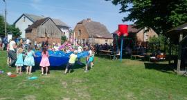 Otwarcie nowego placu zabaw i festyn z Górkach