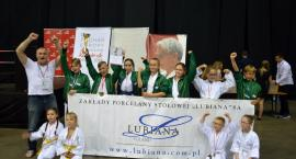 Roch Mazurkiewicz mistrzem Polski dzieci w karate tradycyjnym