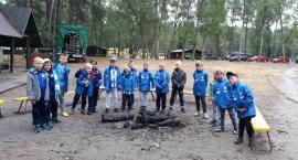 Dzieci z Ceramika Łubiana na obozie