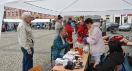Dzień profilaktyki zdrowotnej - na Rynku stanie Białe Miasteczko