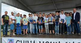 Gm. Nowa Karczma. Młodzi sportowcy nagrodzeni