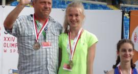 Olimpia Breza ze złotem Mistrzostw Polski i rekordem życiowym