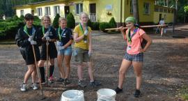 Powiatowe Centrum Młodzieży w Garczynie gości harcerzy z całej Polski