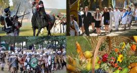 Weekend z Wikingami, Batalią Napoleońską, odpustem we Wielu i dożynkami