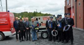 Nowa Karczma. Strażacy doposażeni w sprzęt w ramach Funduszu Sprawiedliwości