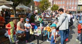 Giełda Dzieci na kościerskim Rynku