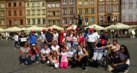 Przygoda z kulturą w Warszawie podopiecznych Gdańskiej Fundacji Dobroczynności