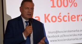 Zdzisław Czucha kandydatem na burmistrza Kościerskiej Marki