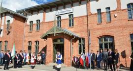 Kościerzyna. Zrewitalizowany dworzec kolejowy oficjalnie otwarty