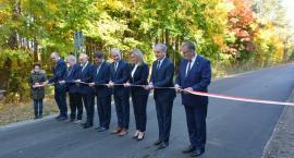 Droga Lubań-Nowy Brakoczyn oficjalnie oddana do użytku