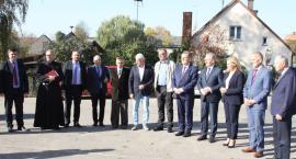 Przebudowana droga Kościerzyna-Wdzydze oficjalnie oddana do użytku