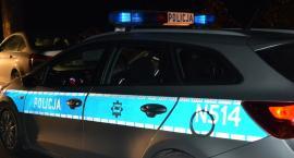 Korne. Audi zderzyło się z renault - poszkodowany stracił prawo jazdy, bo był pijany