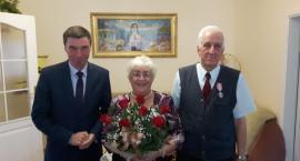Teresa i Paweł Stosikowie z Karsina świętowali złote gody