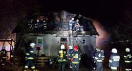 Abisynia. Spłonął budynek mieszkalny - możesz wspomóc pogorzelców