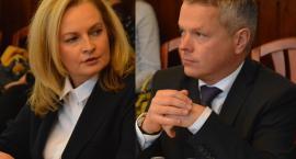 Alicja Żurawska nadal starostą, Marcin Modrzejewski na czele rady