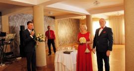 Jubileusz 50-lecia pożycia małżeńskiego Państwa Weltrowskich z Karsina