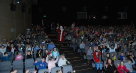 Kościerzyna. Mikołaj odwiedził najmłodszych w kinie