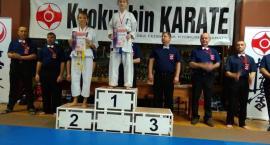 Cztery medale dla kościerskich karateków na Mistrzostwach Pomorza