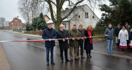 Droga powiatowa Karsin-Cisewie uroczyście otwarta