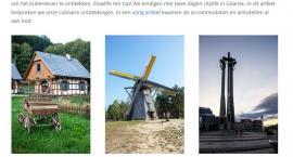 Efekty medialne wizyty belgijskich dziennikarzy w Sercu Kaszub