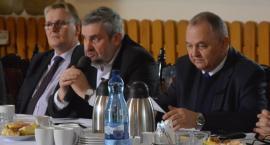 Minister Jan Ardanowski spotkał się z pomorskimi rolnikami