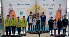 Wodniacy Garczyn z medalami w Olsztynie