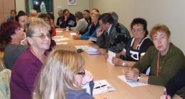 Organizacje pozarządowe spotkały sie w Garczynie