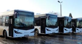 Kościerzyna. Za tydzień oficjalne przekazanie nowych autobusów
