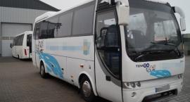 Nowy autobus dla szkoły w Wielu