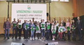 Gm. Kościerzyna. Nagrody dla najlepszych sportowców przyznane